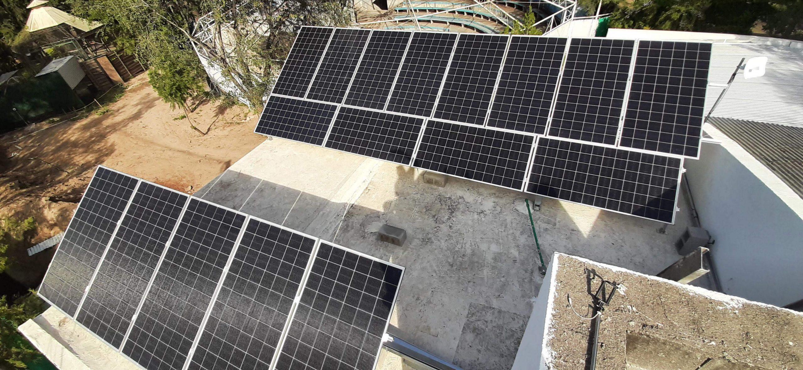 Sistema Fotovoltaico On Grid – Bio Córdoba